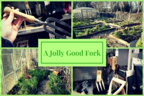 A Good, Solid Fork – Gardening