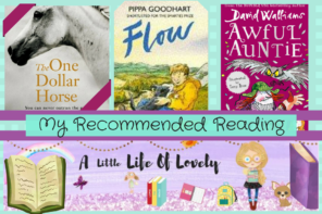 The Perfect Books For Tweens ~ A Little Life Of Lovely