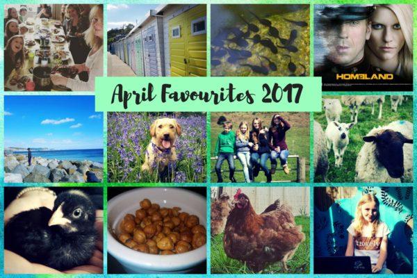 April favourites