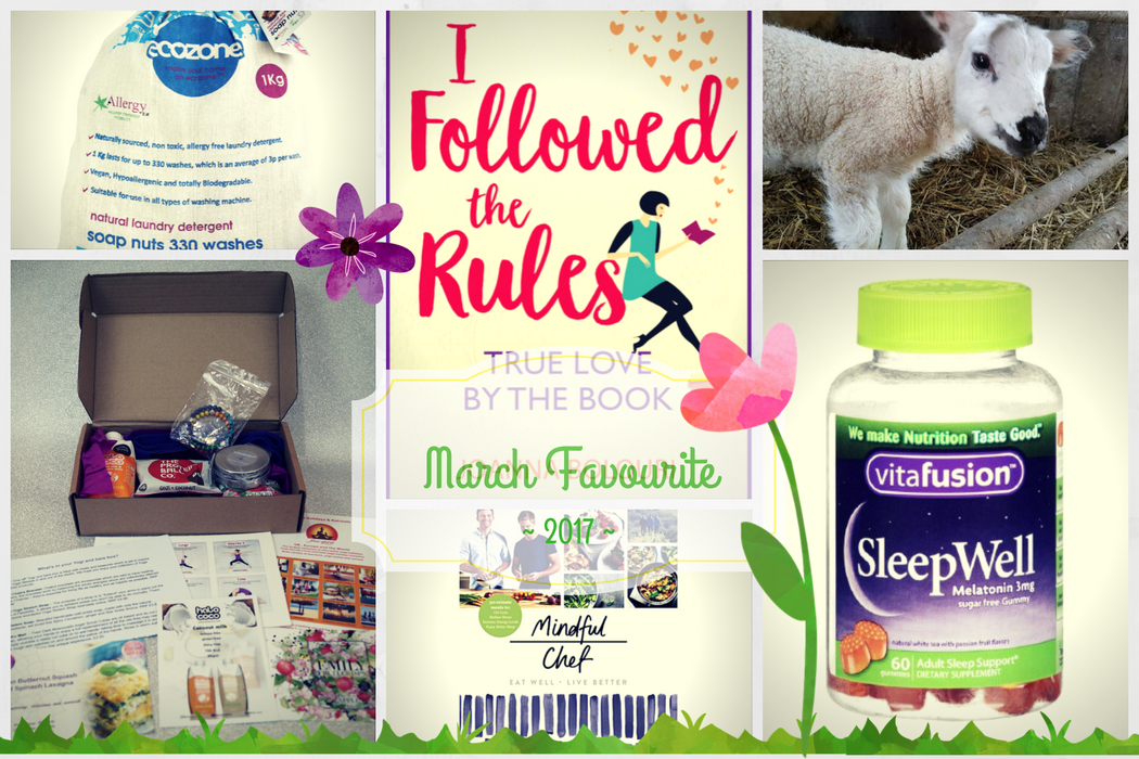 a life of lovely march favourites