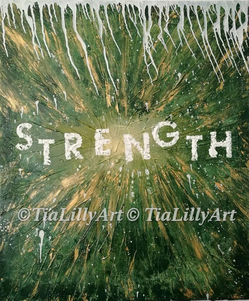 strength painting