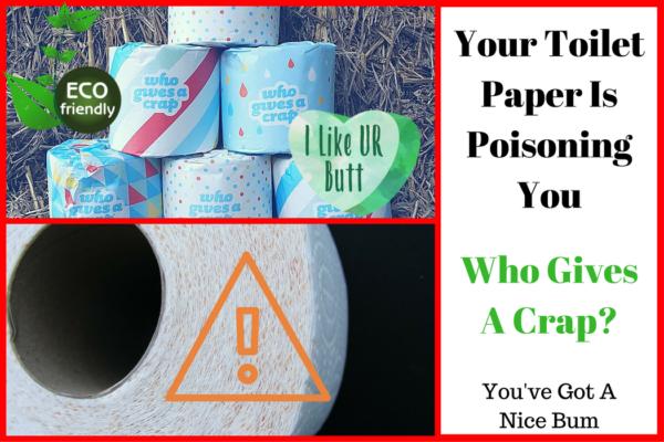 toilet paper poison