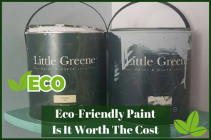 Eco Friendly Paint – Why Pay More