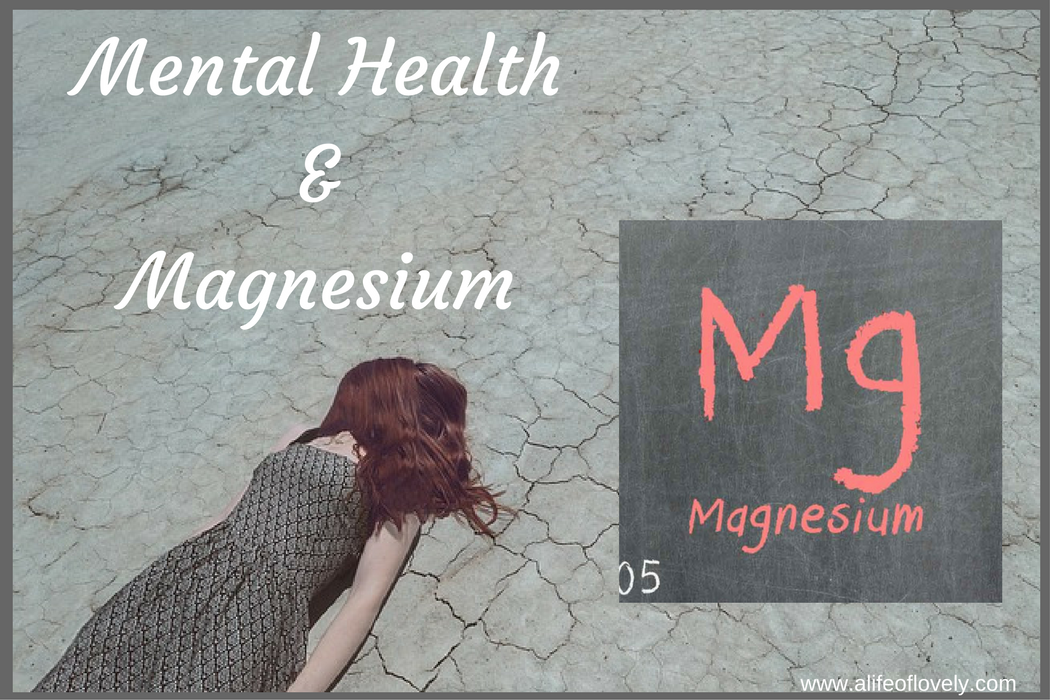 mental health and magnesium
