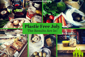 Plastic Free July – Being Plastic Free