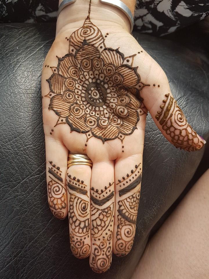 henna design lovely