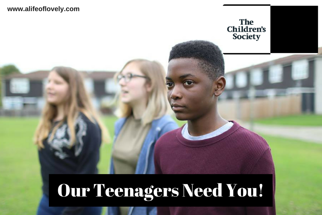 teenagers need you
