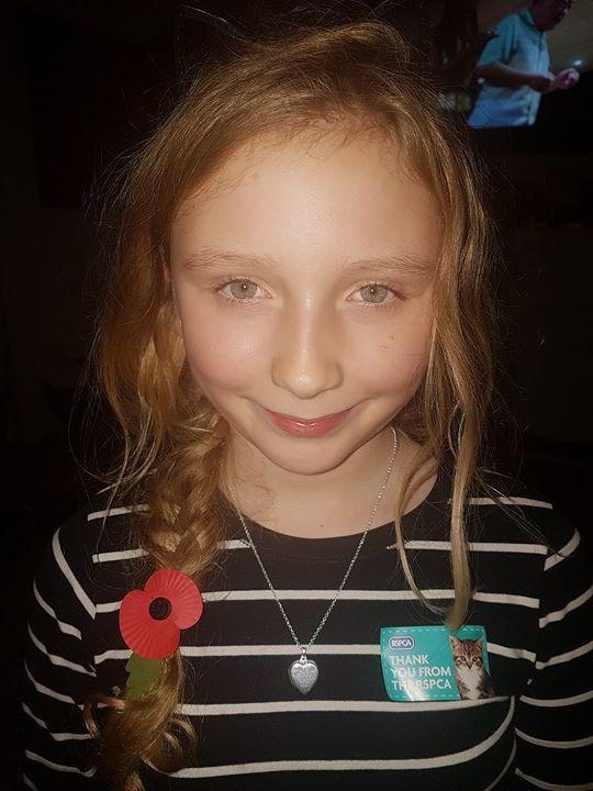 daughter sterling silver locket