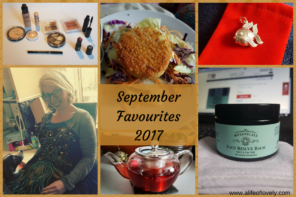 My September Favourites – 2017