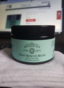 Botanicals rescue balm