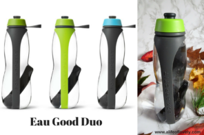 My Water Bottle – Eau Good Duo – Kickstarter Campaign