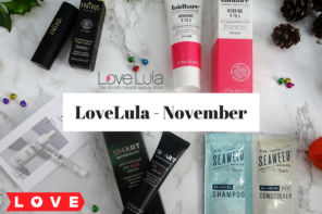 LoveLula Box – The November Edit