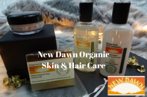 It's A New Dawn – Organic Skincare