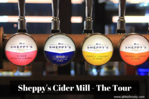 A Tour of Sheppy's Cider Mill [Plus Giveaway!!]