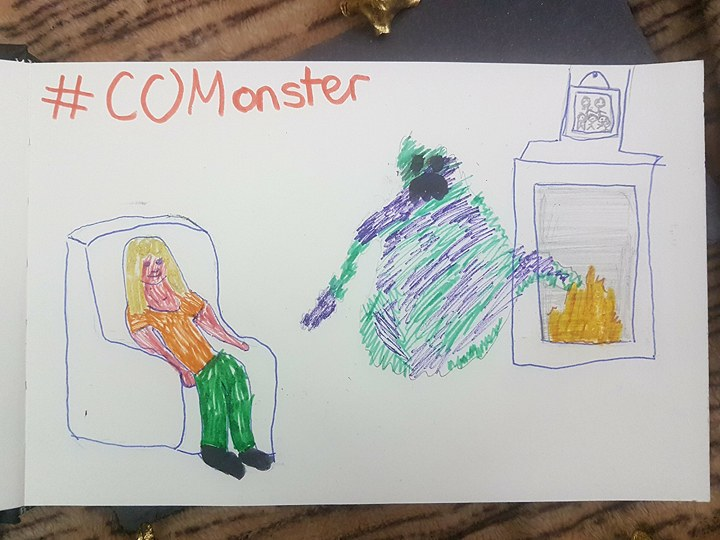 #COMonster