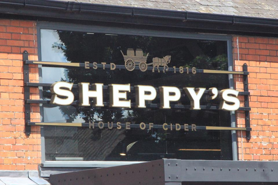 Sheppy's brewery