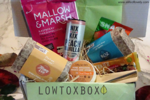 LowToxBox – October +Exclusive Discount!