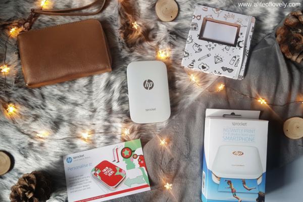 HP sprocket gift set