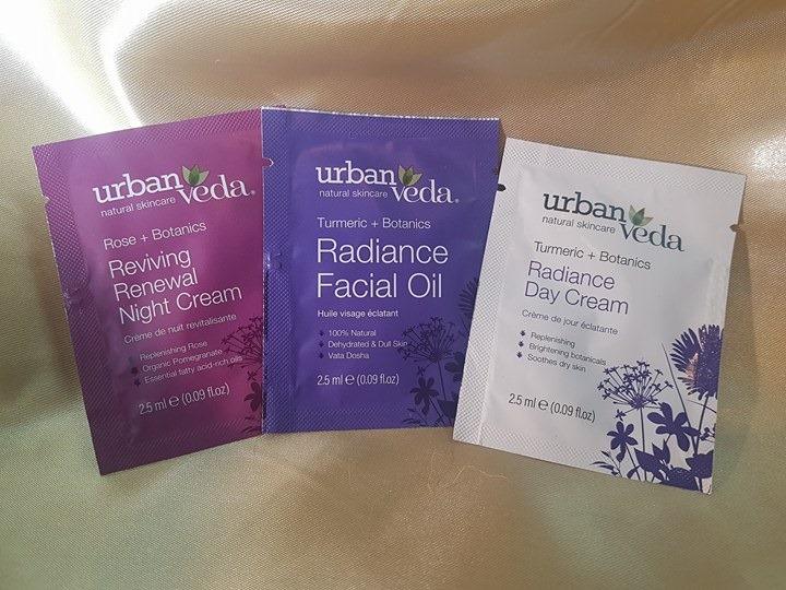 Urban Veda natural skincare