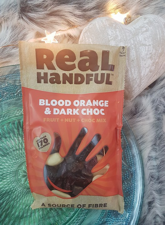 Real Handful - Blood Orange & Dark Chocolate