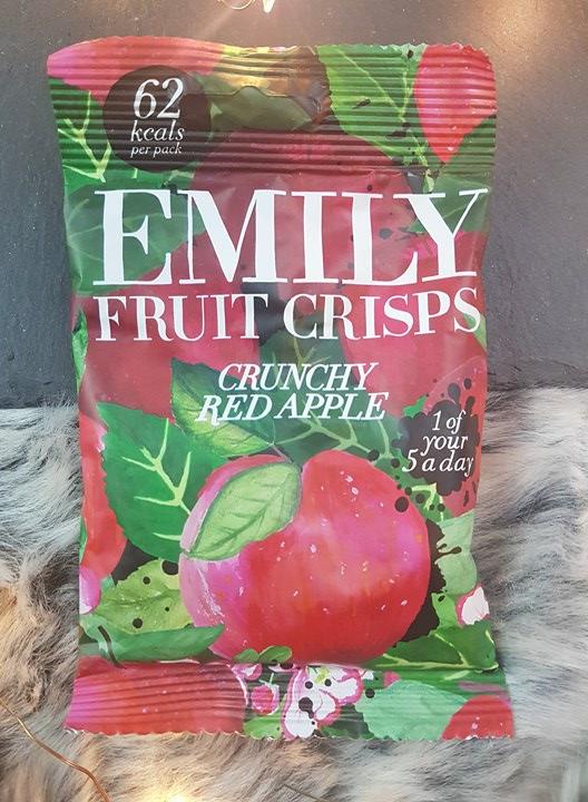 Emily Crisps - Crunchy Red Apple