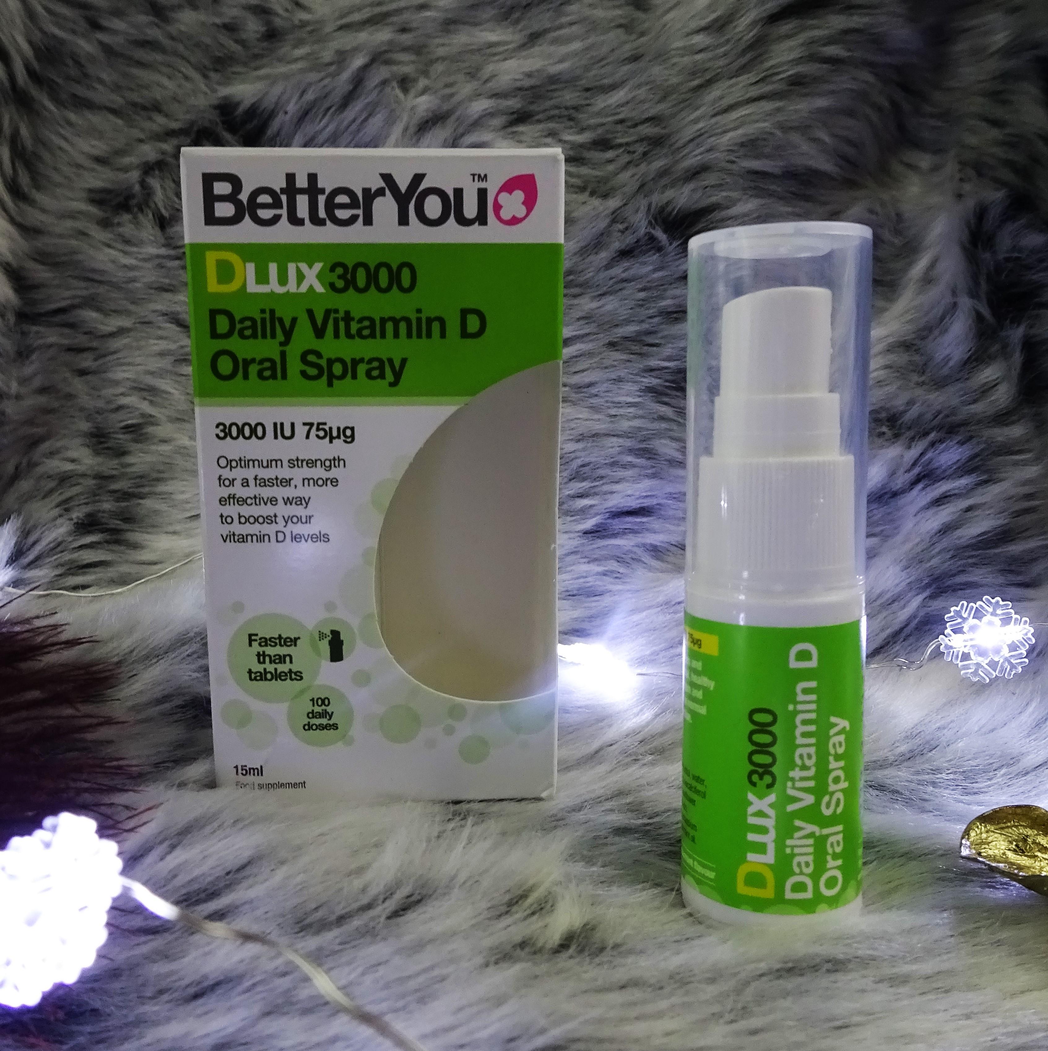 Vitamin D Spray - BetterYou