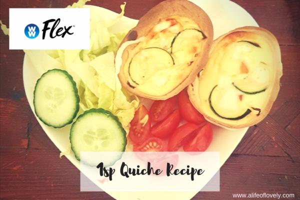 Weight Watchers recipe - el paso quiche