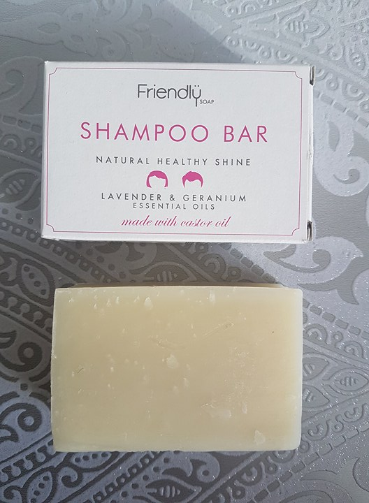 Friendly Soap - Shampoo Bar