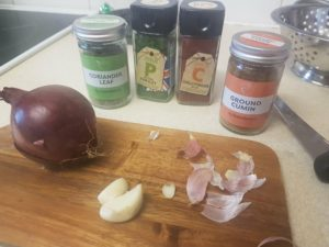 falafel ingredients
