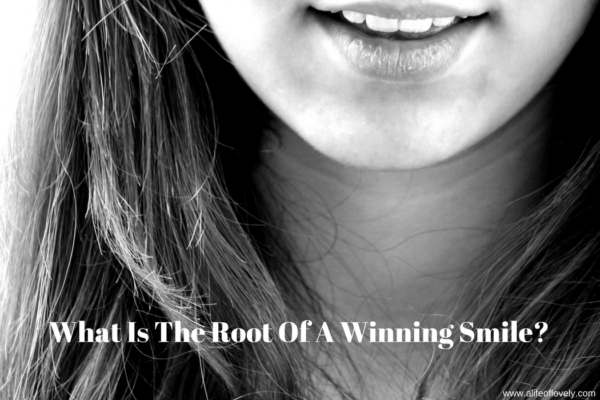 What Is The Root Of A Winning Smile?