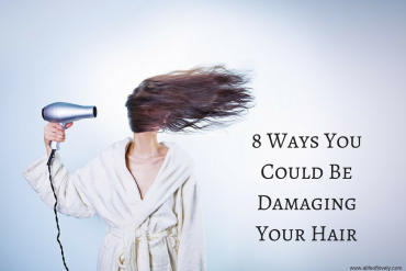 8 Ways You Could Be Damaging Your Hair