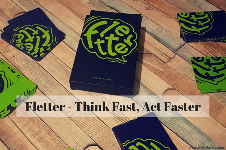 Fletter - Think Fast, Act Faster