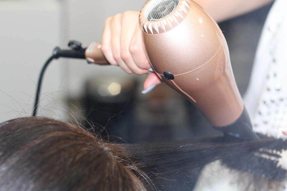 Hairdressing Hairdryer Blow-dry Stylist Client