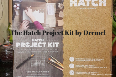 The Hatch Project Kit by Dremel