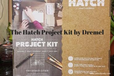 The Hatch Project Kit by Dremel