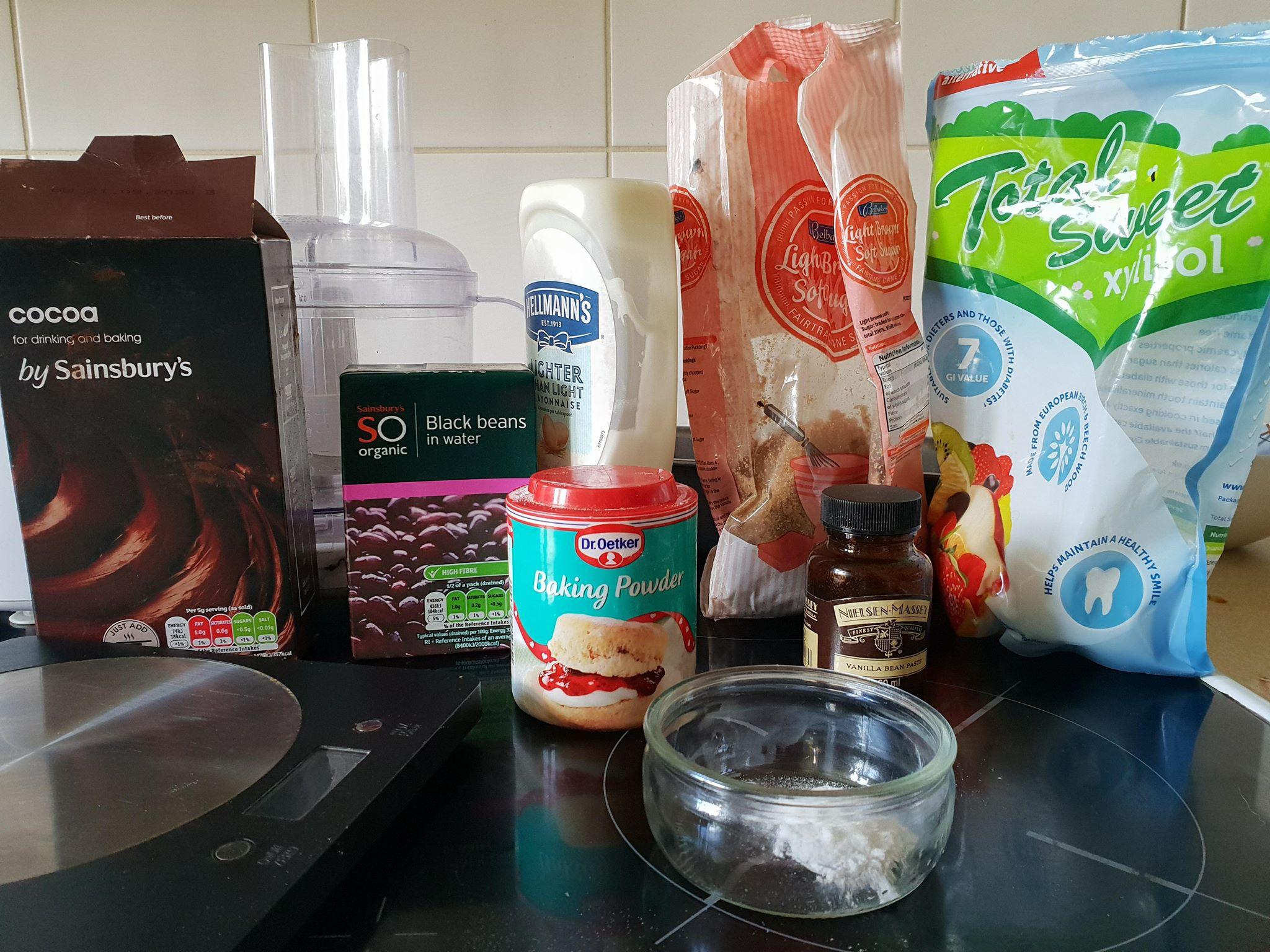 cake ingredients