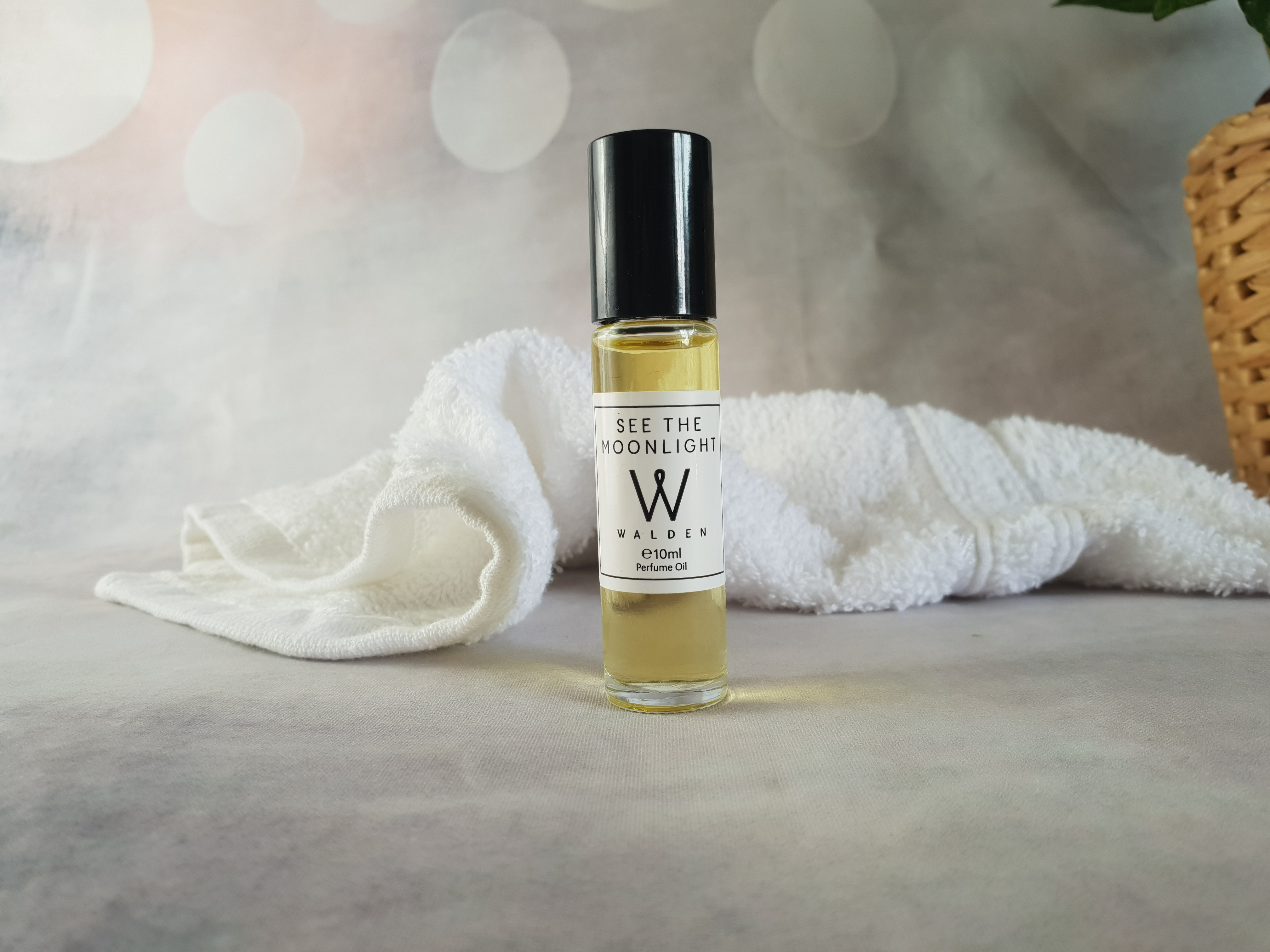 Walden 'See The Moonlight' Natural Perfume Oil