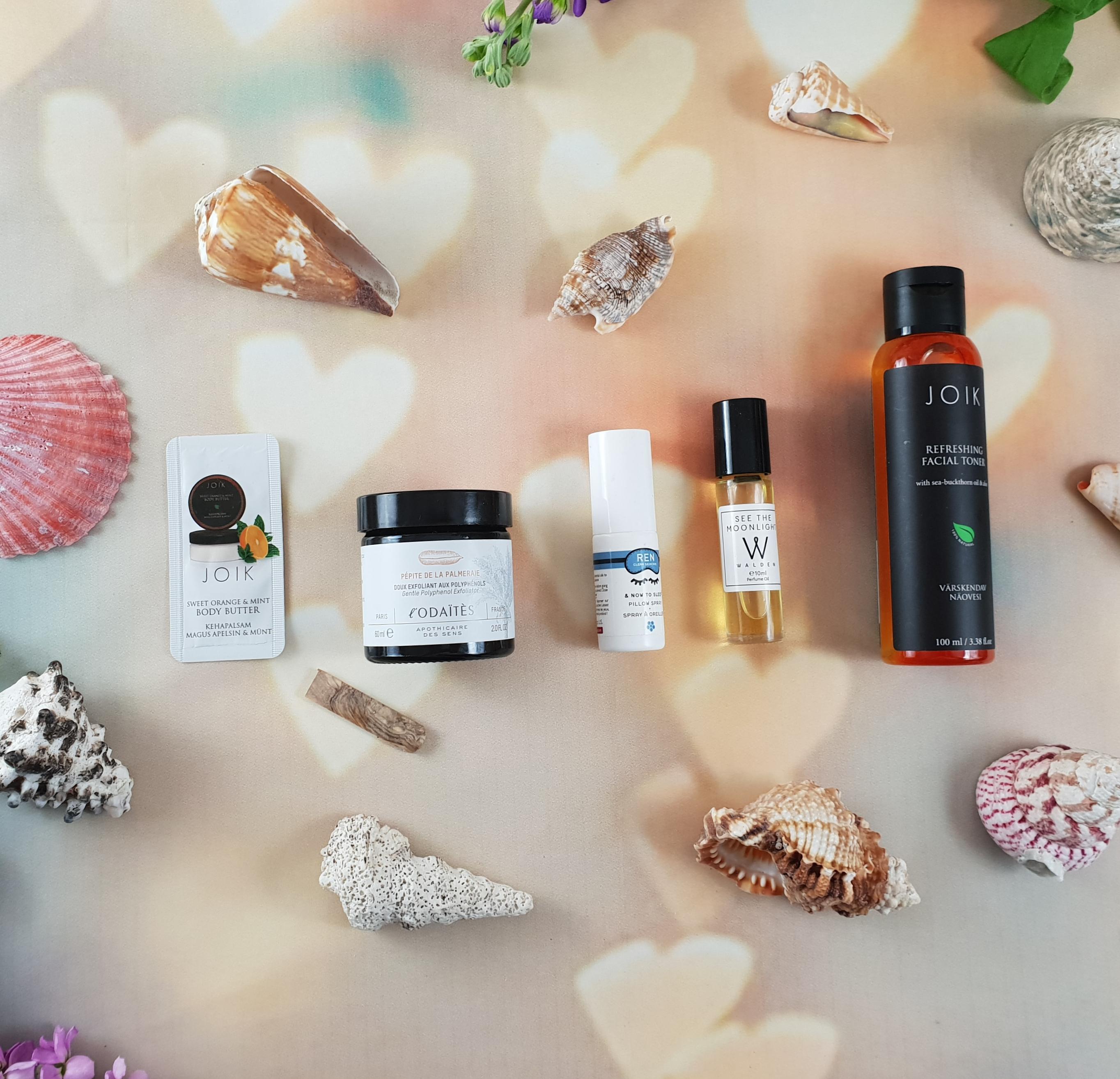 LoveLula Beauty Box June
