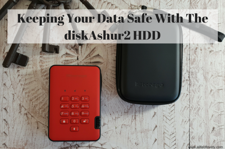 Keeping Your Data Safe With The diskAshur² HDD
