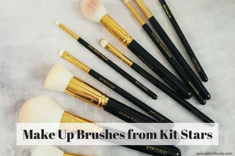Make Up Brushes from Kit Stars