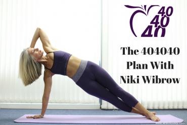 The 404040 Plan With Niki Wibrow