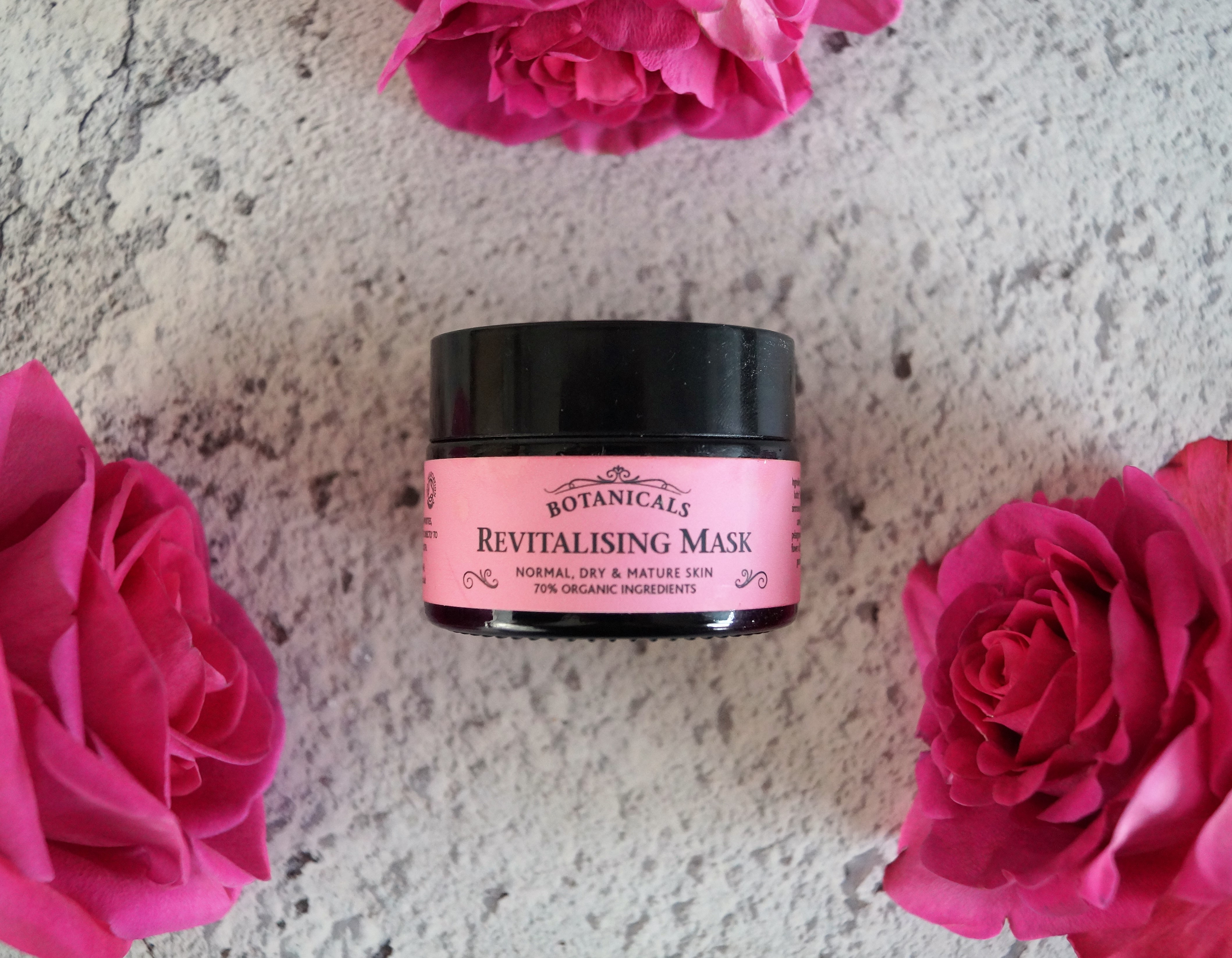 Botianicals Revitalising Mask