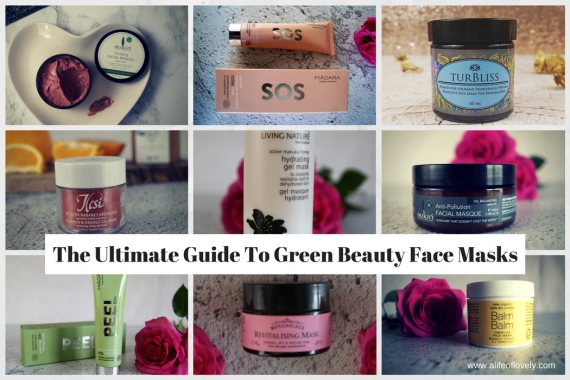 The Ultimate Guide To Green Beauty Face Masks