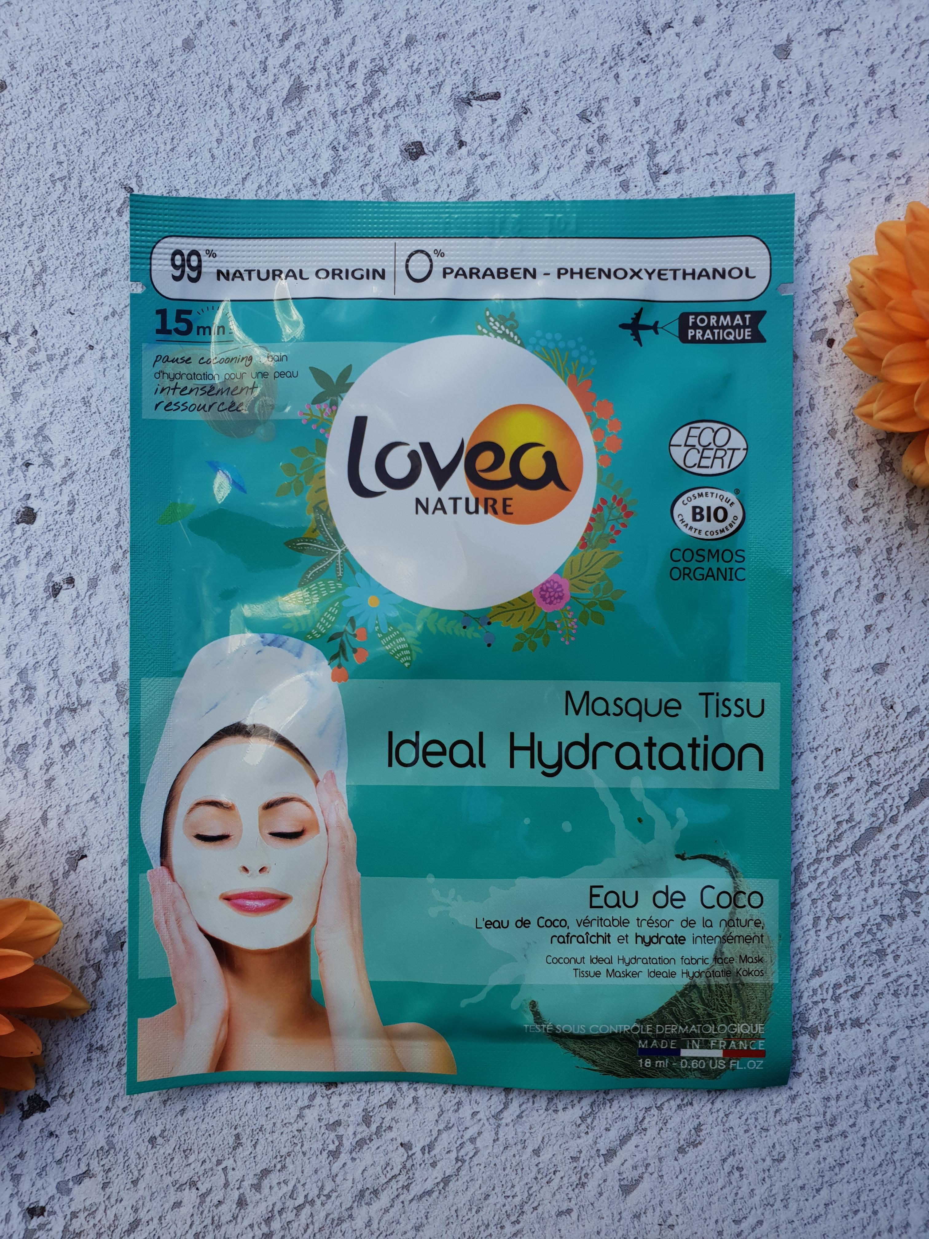 Lovea sheet mask