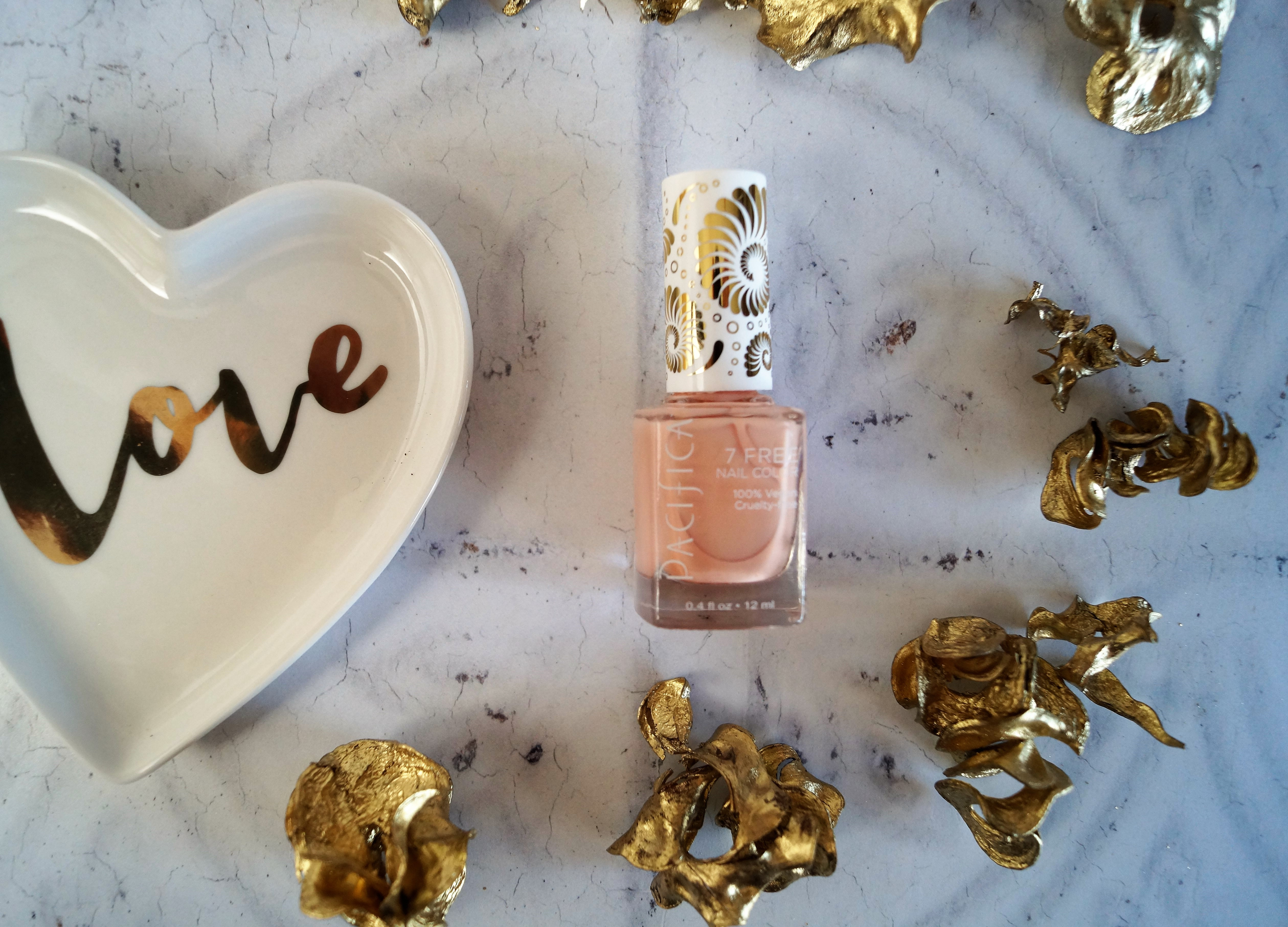 7 Free Nail Polish by Pacifica in the shade Immortal