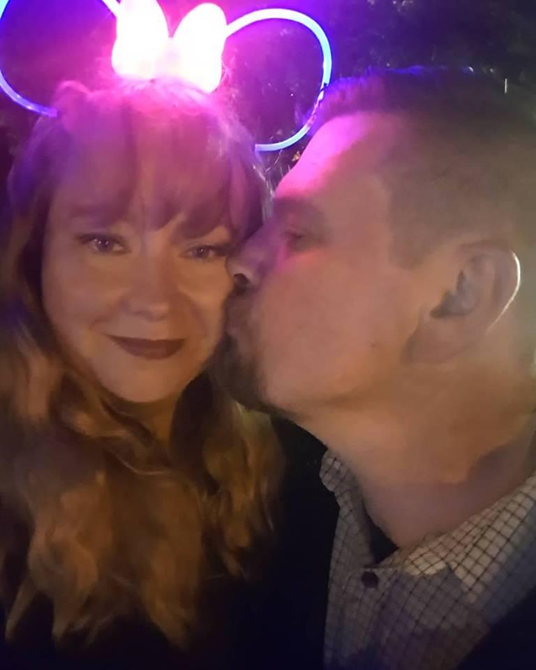carnival night kiss