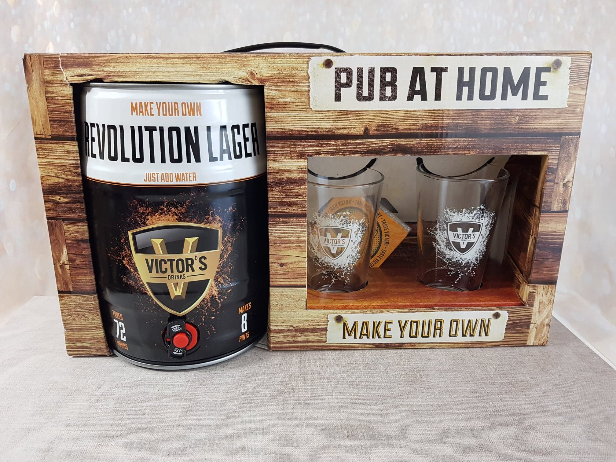 pub in a box