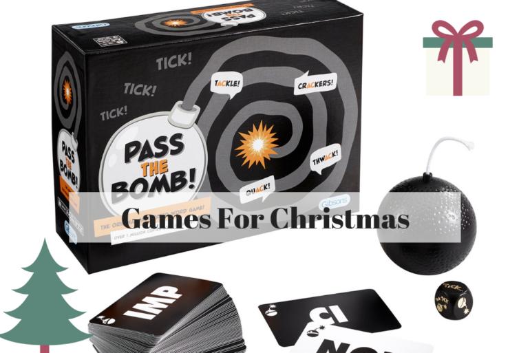 Games For Christmas