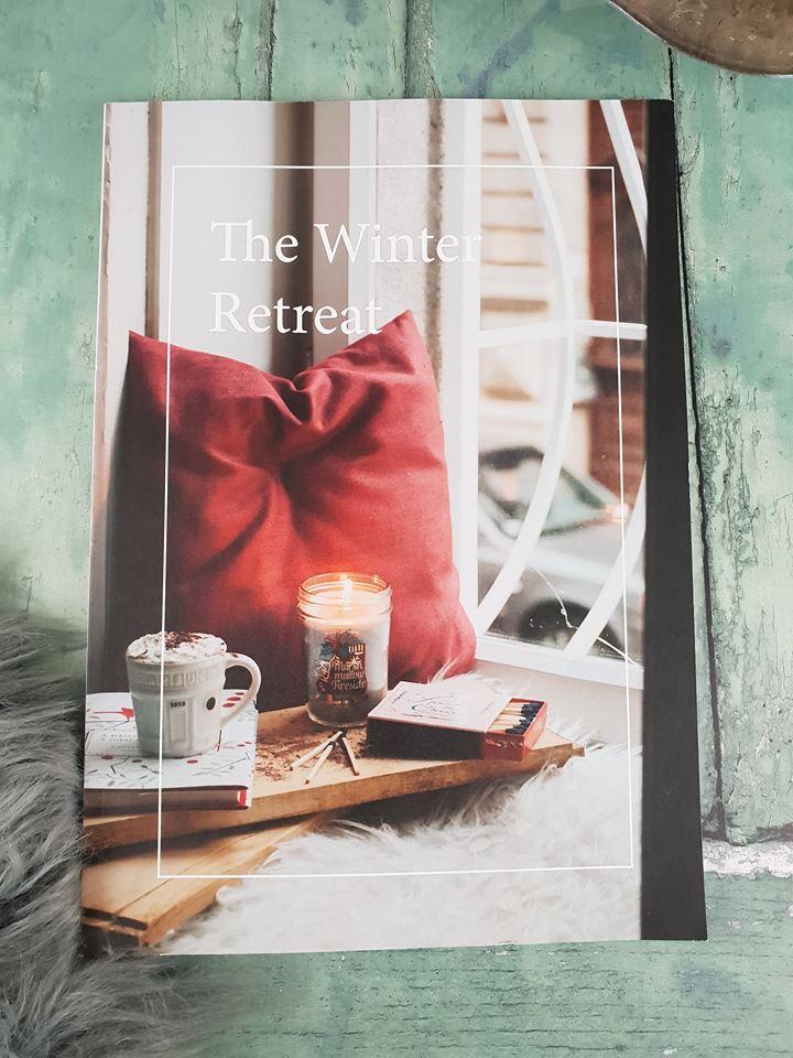The Winter Retreat Book
