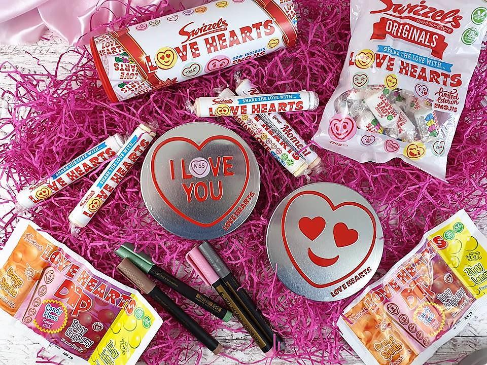 Swizzels Love Hearts Gift Hamper